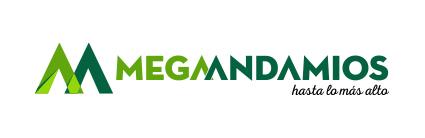Logo con lema de Megaandamios